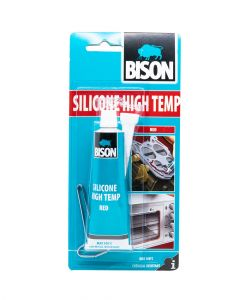 Bison Kit Silicone High Temp Red