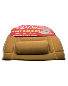 Maagen Dr. Back Seat Cushion Beige Only