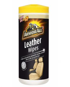 Armor All 20 Count Leather Wipes