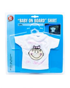 All Ride T-shirt Baby on Board