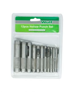 Wulf 12 Pieces Hollow Punch Set