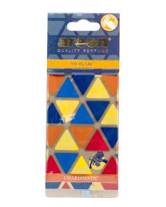 Areon Car Perfume Vent Gold