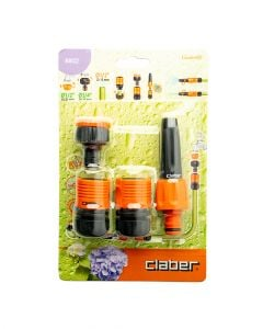Claber 4 Piece Starter Set