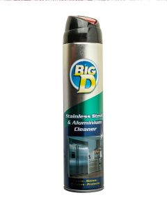Big D Stainless Steel & Aluminum Cleaner 300 ml