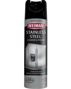 Weiman 17Oz Stainless Steel Cleaner & Polish
