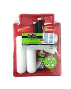 Shur-Line 9 Pack The Weekend Tray Kit