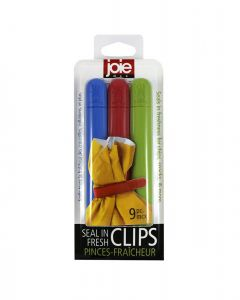 Joie Seal In Bag Clips 9 Pieces