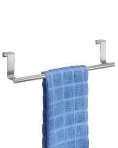 Interdesign Forma Over the Cabinet Towel Bar 1.7 x 15 x 7 inch