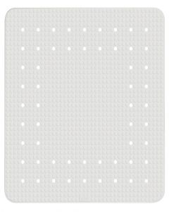 Wenko Shower Mat Mirasol White 54 x 54 cm