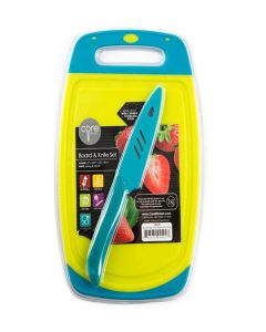Core Quick Prep Grip Board With Knife Set