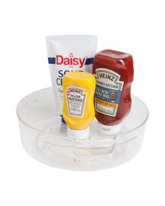 Dial Clear Pantry Turntable 11 inch