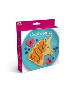Fred Crack A Smile Unicorn Break Fast Mold