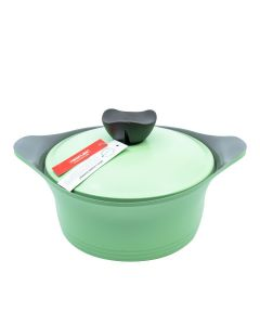Neoflam Aeni Casserole with Lid Apple Green 20cm