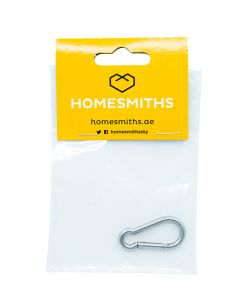 Homesmiths Carabiners Stainless Steel 4 mm
