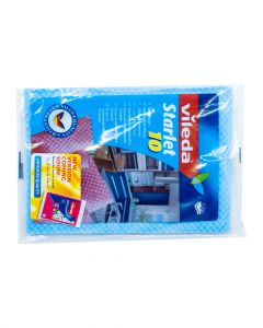 Vileda Starlet Blue Cleaning Cloth 10 Pieces