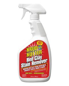Krud Kutter Red Clay Stain Remover 32Oz Spray
