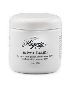 Hagerty Silver Foam Wash Rinse and Dry