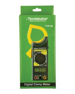 Terminator Digital Clamp Meter 1000A AC