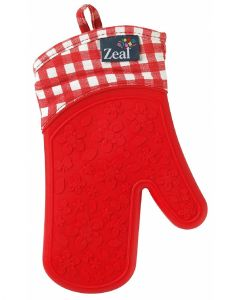 Zeal Oven Gloves Gingham