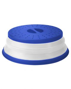 Tovolo Microwave Food Cover Blue