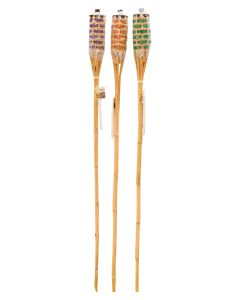 Paradiso Bamboo Torch Mixed 150cm Assorted 1 Piece