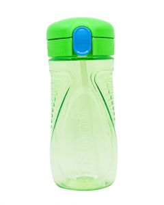 Sistema 520ML Tritan Quick Flip Water Bottle Green