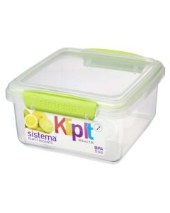 Sistema 1.2L Lunch Plus Accents Green Clip