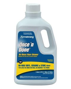Armstrong Flooring Once'N Done Floor Cleaner 32Oz Concentrate
