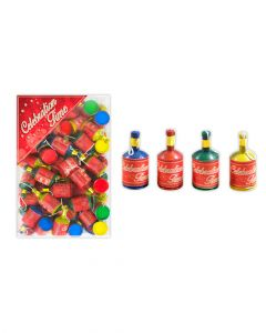 RSW 75 Piece in Box Party Poppers