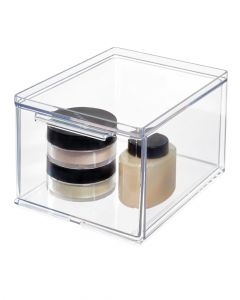 The Home Edit All Purpose Small Drawer Deep 7 x 5.25 x 4.25 inch Clear