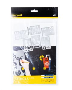 Securit Chalk Markers Accessories