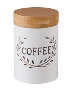 Orchid Ceramic Canister Coffee 800ML