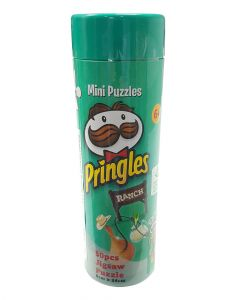 YWOW Games Mini Puzzles Pringles Ranch 50 Piece Jigsaw Puzzle