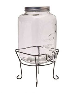 Orchid 8L Beverage Disepensar with Stand