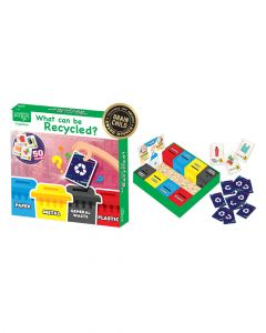 Learning KitDS What Can Be Recycled?