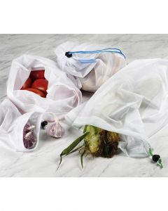 Rsvp Mesh Produce Bags Set Of 3 Large