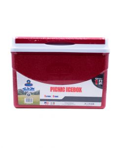 Cosmoplast Keepcold Ice Box 5L Red