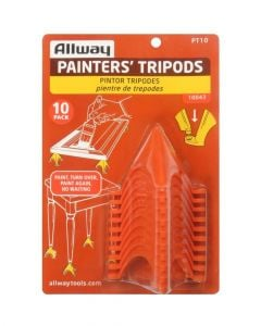 Allway Tools Painters Tripods Pack Of 10