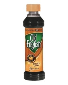 Old English Light Wood Scratch Cover 8Oz