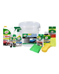 Turtle Wax 10 Piece Complete Car Care Kit