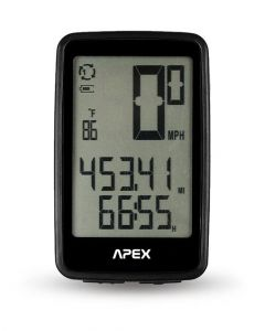 Spartan Apex Wireless Bicycle Computer
