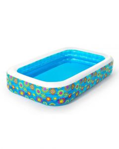 Bestway Pool Happy Flora Kids 305 x 183 x 56 cm
